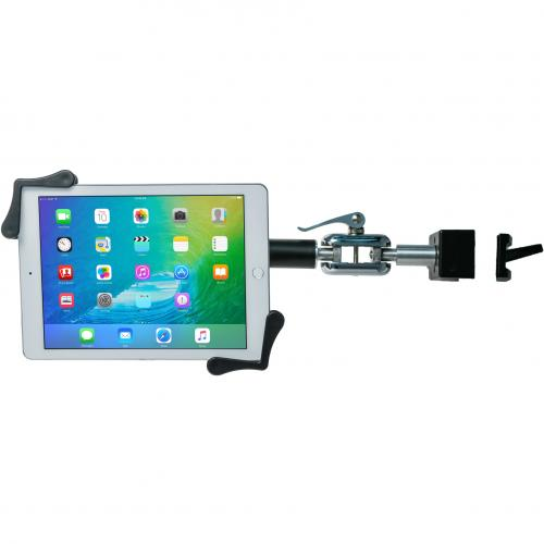 CTA Digital Clamp Mount For Tablet, IPad, IPad Pro, IPad Mini, IPad Air Alternate-Image8/500