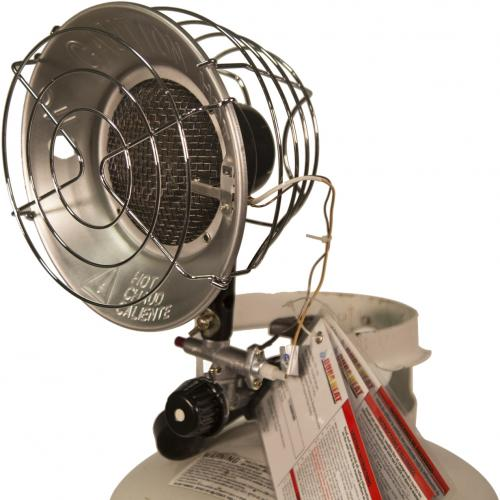 DuraHeat TT 15CSA Propane(LP) Tank Top Heater With Tip Over Shut Off Alternate-Image8/500
