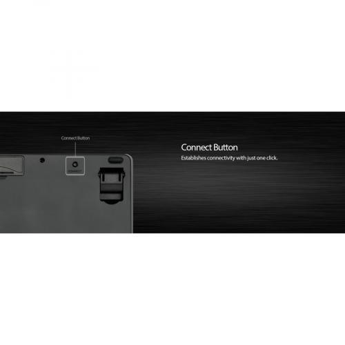 Adesso Wireless Mini Touchpad Keyboard Alternate-Image8/500