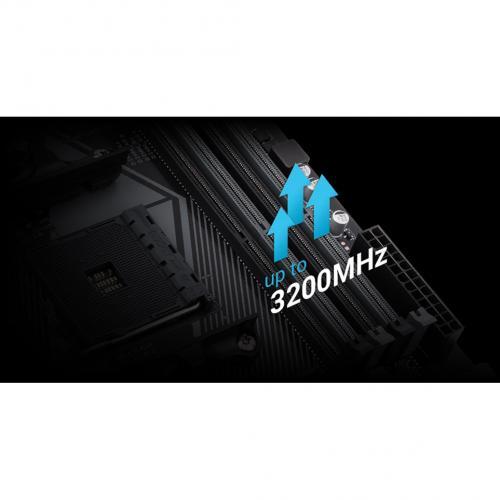 Asus Prime B450M A/CSM MATX Motherboard   AMD X470 Chipset   Socket AM4   4 X Dual Channel DDR4 3600 OC   64 GB DDR4 Max Memory   Windows 10 64 Bit Alternate-Image8/500