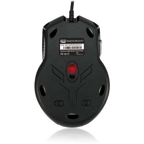 Adesso Multi Color 6 Button Gaming Mouse Alternate-Image8/500
