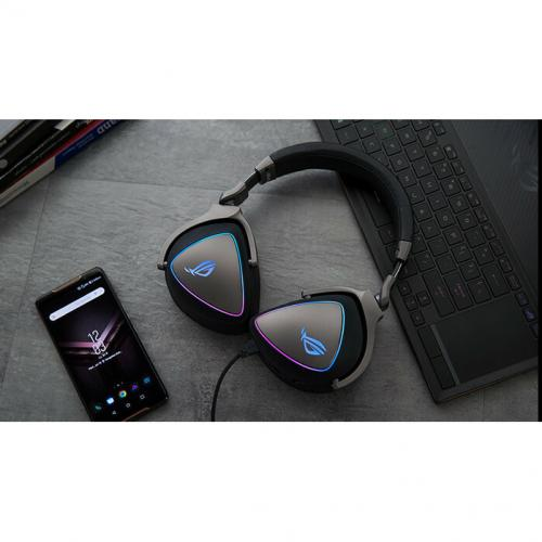 Asus ROG Delta Headset Alternate-Image8/500
