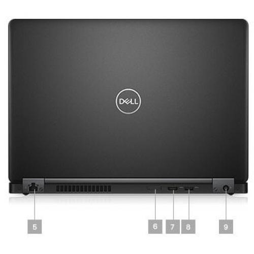 LATITUDE 5490 I5 8 8350U 8GB 1DIMMS 500GB 7.2K FHD NON TOUCH Alternate-Image8/500