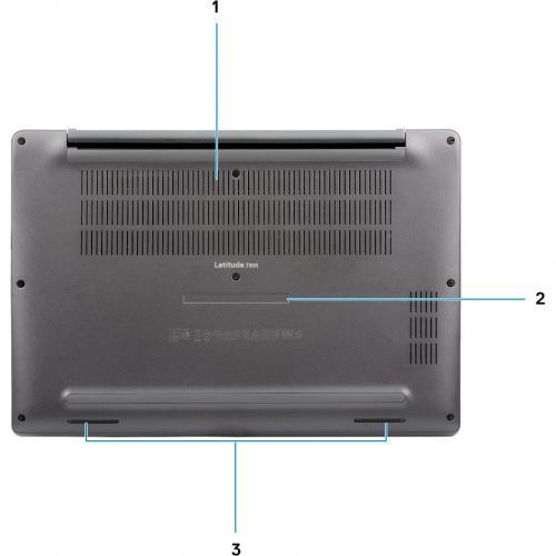 """Dell Latitude 7000 7300 13.3"""" Notebook   1920 X 1080   Intel Core I7 (8th Gen) I7 8665U Quad Core (4 Core) 1.90 GHz   16 GB RAM   256 GB SSD Alternate-Image8/500"""