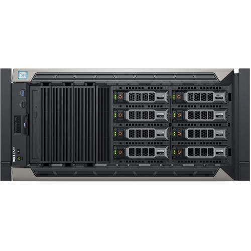 Dell EMC PowerEdge T440 5U Tower Server   2 X Xeon Silver 4208   32 GB RAM   1 TB (1 X 1 TB) HDD   12Gb/s SAS, Serial ATA/600 Controller Alternate-Image8/500