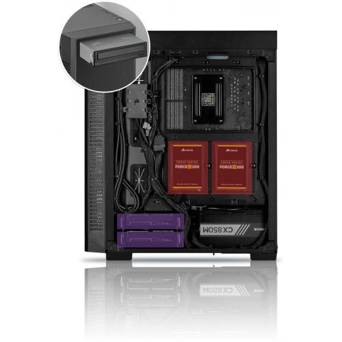 Corsair 110R Gaming Computer Case Alternate-Image8/500