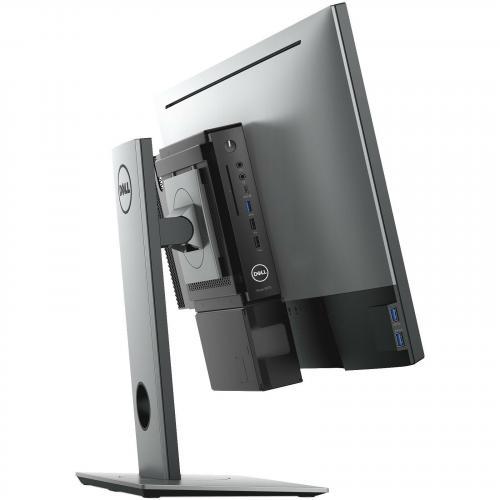 Wyse 5000 5070 Thin ClientIntel Celeron J4105 Quad Core (4 Core) 1.50 GHz Alternate-Image8/500
