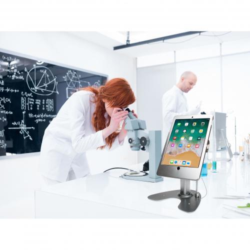CTA Digital Desk Mount For IPad, Card Reader Alternate-Image8/500