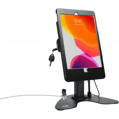 CTA Digital Desk Mount For IPad, IPad Air, IPad Pro, Card Reader Alternate-Image8/500
