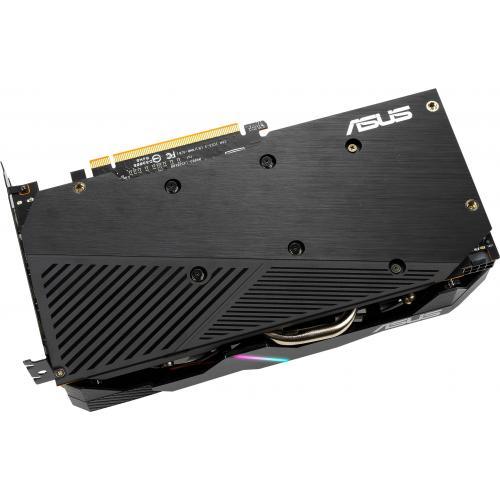 Asus Dual DUAL RX5500XT O8G EVO Radeon RX 5500 XT Graphic Card   8 GB GDDR6 Alternate-Image8/500