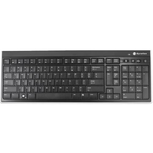 Gyration Air Mouse GO Plus With Full Size Keyboard Alternate-Image8/500
