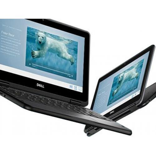 "Dell Chromebook 11 3000 3100 11.6"" Chromebook   HD   1366 X 768   Intel Celeron N4020 Dual Core (2 Core)   4 GB RAM   16 GB Flash Memory Alternate-Image8/500"