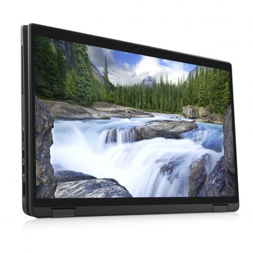 """Dell Latitude 7000 7410 14"""" Touchscreen 2 In 1 Notebook   Full HD   1920 X 1080   Intel Core I7 (10th Gen) I7 10610U Quad Core (4 Core) 1.80 GHz   16 GB RAM   256 GB SSD   Aluminum Titan Gray Alternate-Image8/500"""
