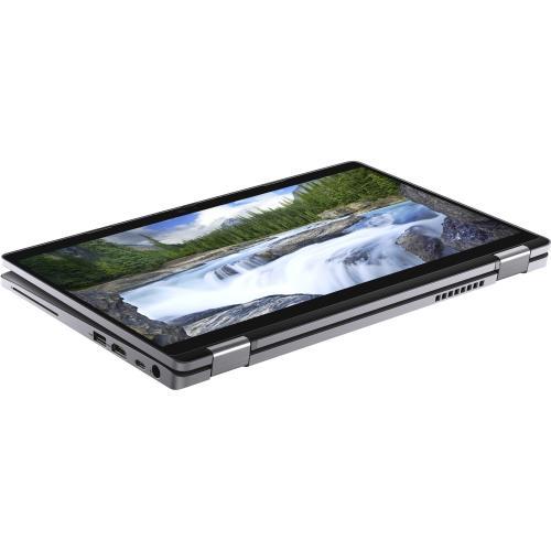 """Dell Latitude 5000 5310 13.3"""" Touchscreen 2 In 1 Notebook   Full HD   1920 X 1080   Intel Core I7 (10th Gen) I7 10610U Quad Core (4 Core) 1.80 GHz   16 GB RAM   256 GB SSD   Titan Gray Alternate-Image8/500"""