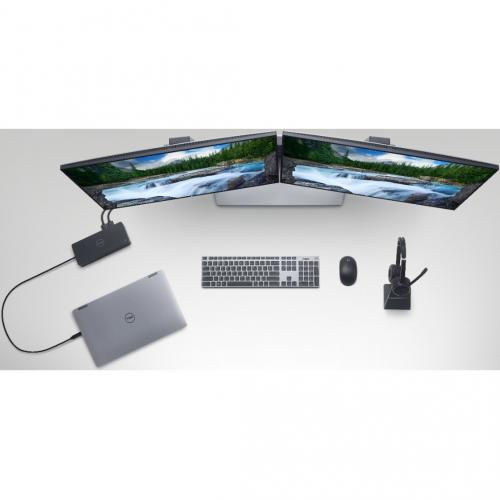 """Dell Latitude 9000 9410 14"""" Touchscreen 2 In 1 Notebook   1920 X 1280   Intel Core I5 (10th Gen) I5 10210U Quad Core (4 Core) 1.60 GHz   8 GB RAM   256 GB SSD   Anodized Titan Gray Alternate-Image8/500"""