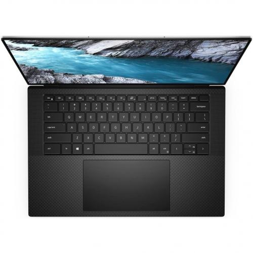 "Dell XPS 15 9500 15.6"" Touchscreen Notebook   3840 X 2400   Intel Core I7 (10th Gen) I7 10750H Hexa Core (6 Core)   32 GB RAM   1 TB SSD   Platinum Silver, Carbon Fiber Black Alternate-Image8/500"