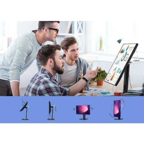 "Viewsonic VG2756 2K 27"" WQHD LED LCD Monitor   16:9   Black Alternate-Image8/500"
