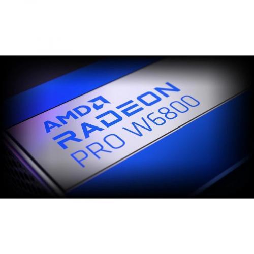 AMD Radeon Pro W6800 Graphic Card   32 GB GDDR6   Full Height Alternate-Image8/500