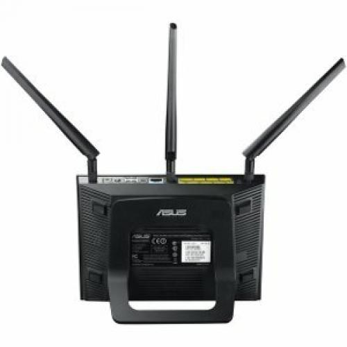 Asus RT AC66U IEEE 802.11ac  Wireless Router Bottom/500