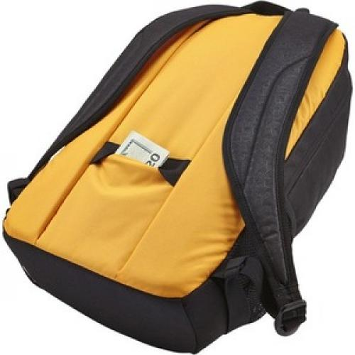 """Case Logic Ibira IBIR 115 Carrying Case (Backpack) For 10.1"""" To 16"""" Notebook   Black Bottom/500"""