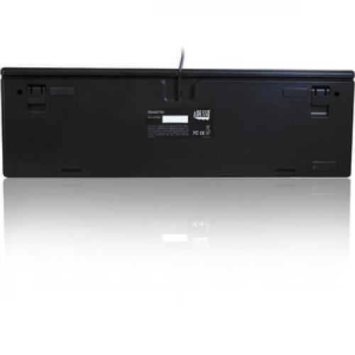 Adesso Full Size Mechanical Gaming Keyboard Bottom/500
