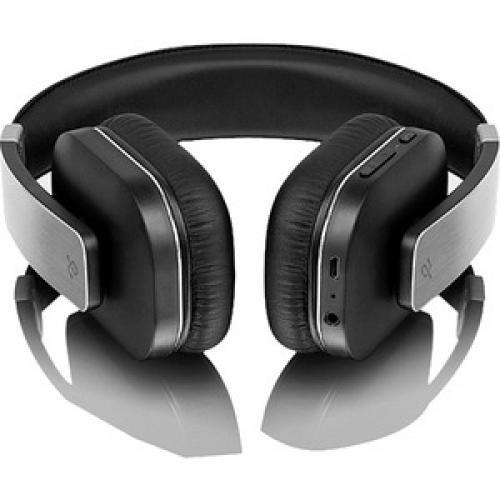 Aluratek Bluetooth Wireless Stereo Headphones Bottom/500
