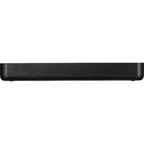 Buffalo MiniStation HD PCF1.0U3BD 1 TB Portable Hard Drive   External   SATA (SATA/300)   TAA Compliant Bottom/500
