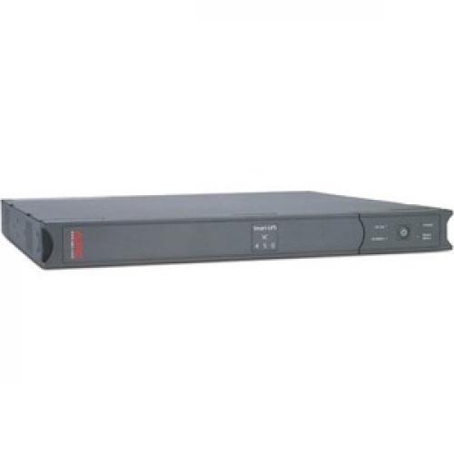 APC Smart UPS SC 450VA 120V   1U Rackmount/Tower  Not Sold In CO, VT And WA Bottom/500