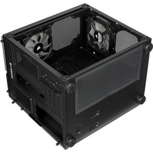 Corsair Crystal 280X Computer Case Bottom/500
