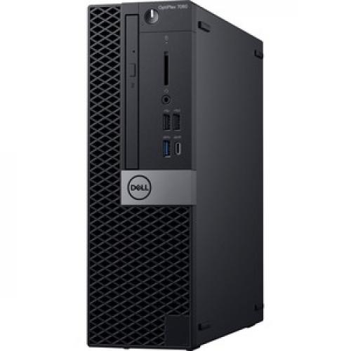 OPTI 7060 SFF DT I5/3.0 6C 4GB 500GB W10 Bottom/500