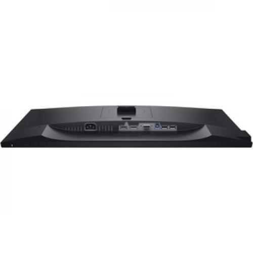 "Dell P  Series 23.8"" Monitor Black & Silver    LED Back Lit   1920 X 1080 Full HD Resolution   Flicker Free Screen W/ ComfortView   Widescreen (16:9)   Three Sided Ultrathin Bezel Design Bottom/500"