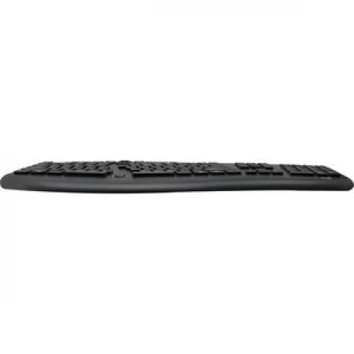 Adesso TruForm Media 160   Ergonomic Desktop Keyboard Bottom/500