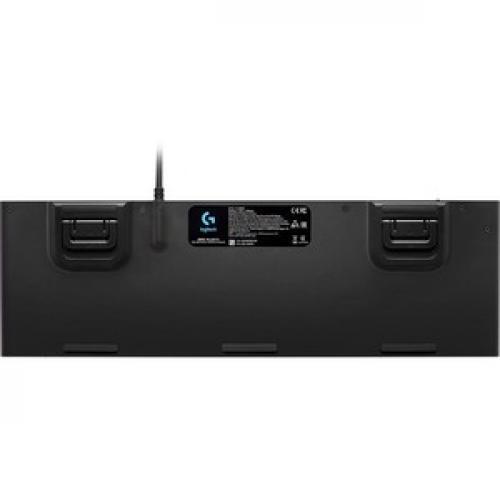Logitech G815 Lightsync RGB Mechanical Gaming Keyboard Bottom/500