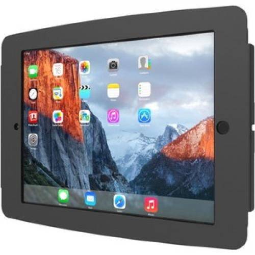 Compulocks Space Wall Mount For IPad Pro   Black Bottom/500