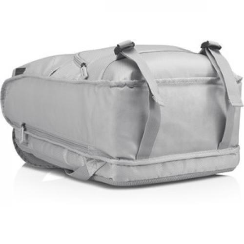 """Lenovo Carrying Case (Backpack) For 15.6"""" Lenovo Notebook   Gray Bottom/500"""