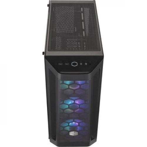 Cooler Master MasterBox MB511 ARGB Computer Case Bottom/500