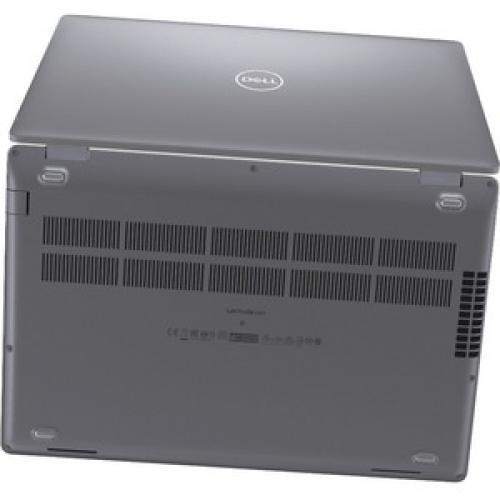 """Dell Latitude 5000 5411 14"""" Notebook   Full HD   1920 X 1080   Intel Core I5 (10th Gen) I5 10400H Quad Core (4 Core) 2.60 GHz   8 GB RAM   256 GB SSD Bottom/500"""