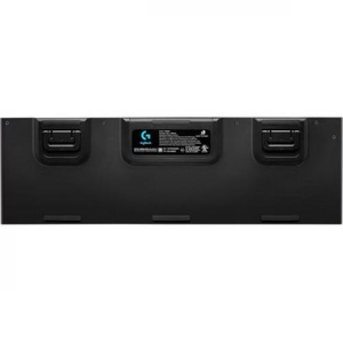 Logitech G915 TKL Tenkeyless Lightspeed Wireless RGB Mechanical Gaming Keyboard Bottom/500