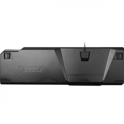 MSI VIGOR GK50 ELITE Gaming Keyboard Bottom/500
