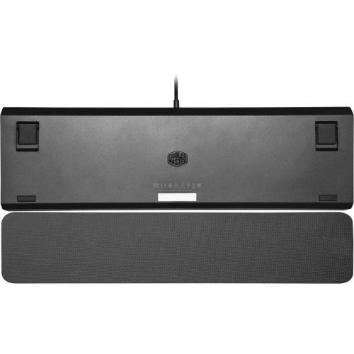 Cooler Master CK550 V2 Gaming Keyboard Bottom/500