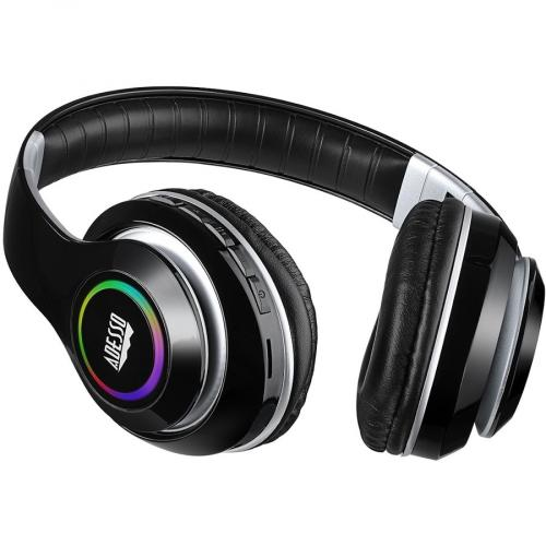 Xtream P500   Bluetooth Stereo Headphone With Built In Microphone Bottom/500