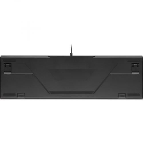 Corsair K60 RGB Pro SE Mechanical Gaming Keyboard   Cherry Viola   Black Bottom/500