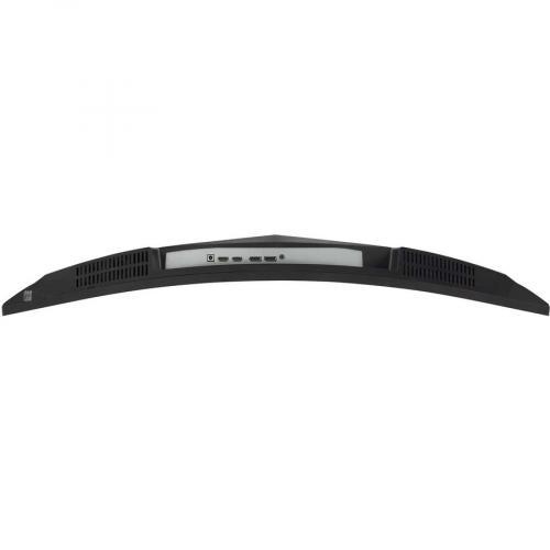 "Viewsonic VX3418 2KPC 34"" WQHD Curved Screen LED Gaming LCD Monitor   21:9 Bottom/500"