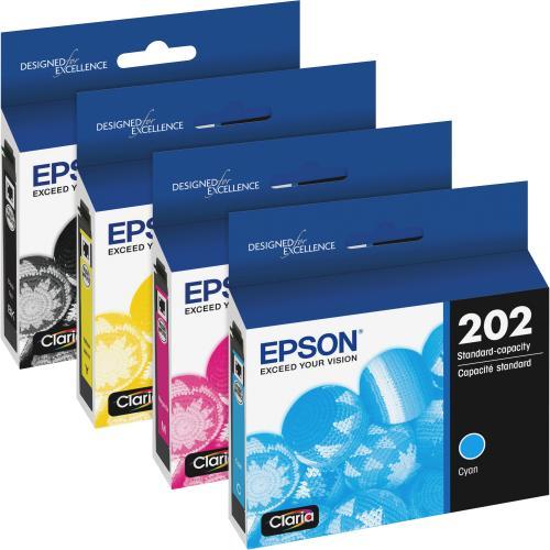 Epson DURABrite Ultra Original Ink Cartridge   Cyan Collections/500