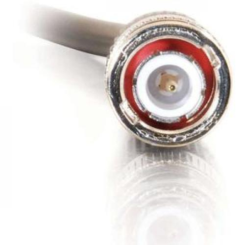 C2G 8ft RG58 BNC Thinnet Coax Cable Front/500