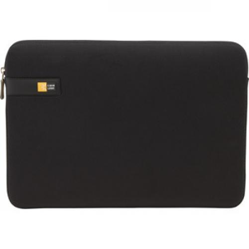 """Case Logic LAPS 113 Carrying Case (Sleeve) For 13.3"""" Notebook   Black Front/500"""
