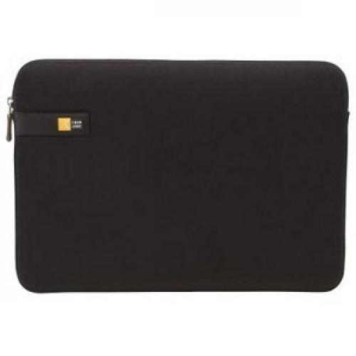 "Case Logic LAPS 116 Carrying Case (Sleeve) For 15"" To 16"" Notebook   Black Front/500"