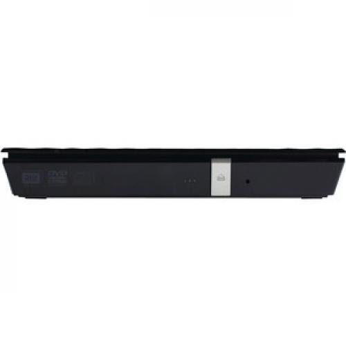 ASUS External Slim Black 8X DVD RW Stylish Diamond Cut Design Optical Drive SDRW 08D2S U/B/G/ACI/AS Front/500
