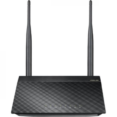 Asus RT N12 D1 IEEE 802.11n  Wireless Router Front/500
