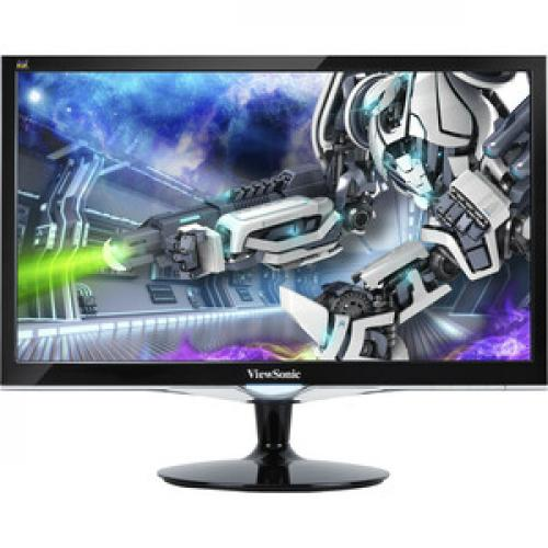 """Viewsonic VX2452mh 24"""" Full HD LED LCD Monitor   16:9 Front/500"""